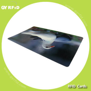 ISO S50 ISO14443A RFID Preprinted Card for Access Control (GYRFID) pictures & photos