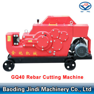 GQ40 Rebar Cutting Machine