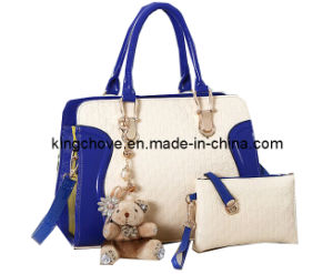 New Fashion PU Designer Ladies Handbags (KCH115-2) pictures & photos
