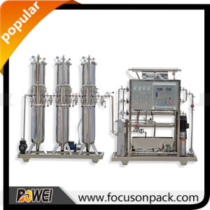 Water Filter FRP Tank Reverse Osmosis Seawater Desalination Plant pictures & photos