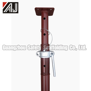 Scaffolding Steel Jack for Construction, Guangzhou Factory pictures & photos