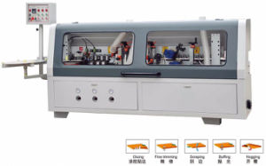 Semi-Automatic Woodworking Edge Banding Machine with PVC pictures & photos