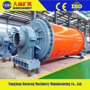 Iron Ore Feldspar Stone Grinding Machine Dry&Wet Ball Mill pictures & photos