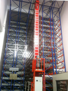 Asrs Automatic Pallet Racking System pictures & photos