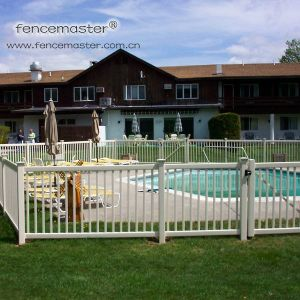 100% Virgin Vinyl Pool Fence pictures & photos