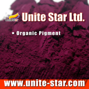 Organic Pigment Violet 19 for Solvent Based Paint pictures & photos