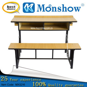 Africa Hot Sale Student Desk and Chair for Calssroom Furniture