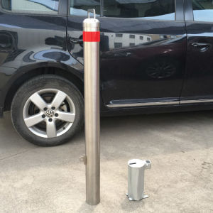 Stainless Steel Manual Removable Bollard Ss-Rb11 pictures & photos