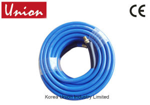 "1/4"" PVC Air Hose with Couplers pictures & photos"