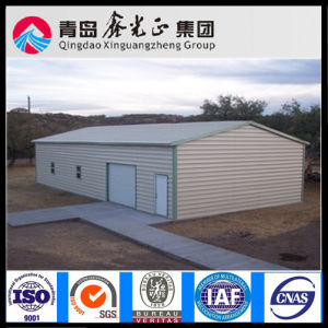 Easy Installation Prefabricated Steel Warehouse (SSW-14047) pictures & photos