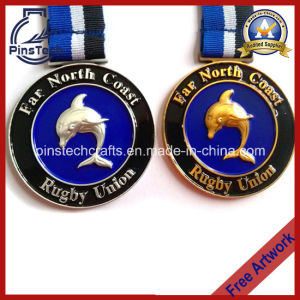 Swimming Club Medal, Custom Souvenir Medal pictures & photos
