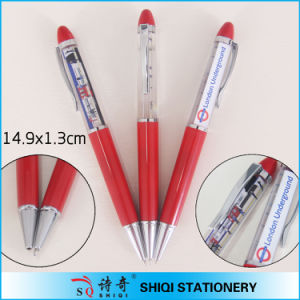 Fashionable 3D Liquid Pens for Promotion