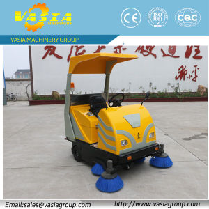 Half Closed Sweeping Machine with Automatical Control pictures & photos