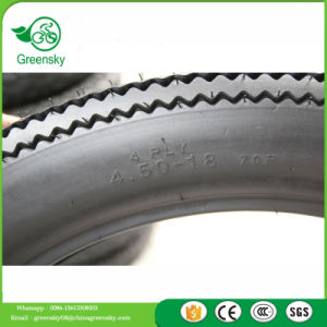 Chinese Manufacture Direct Sell 3.00-17 3.00-18 Tire Motorcycle pictures & photos