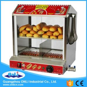 hot dog steamer and bun warmer - Hot Dog Warmer