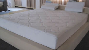 Hm134 Comfortable Latex Memory Foam Mattress pictures & photos