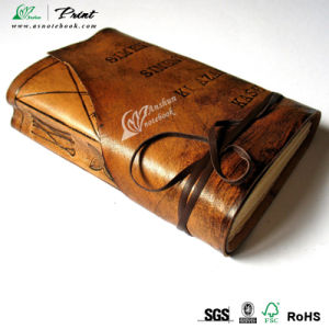 Hot Sell Custom PU Leather Notebook