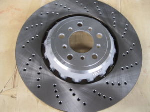 Brake Disc Brake Rotor for Sport Saloon or Coupe Rotor pictures & photos