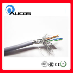 CE/RoHS Approved STP/FTP CAT6 LAN Cable