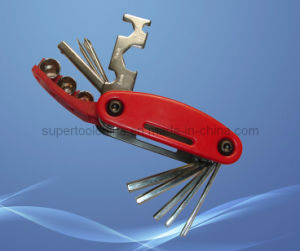 13PC in 1 Multi-Function Bicycle Repairing Tool (190916) pictures & photos