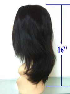 "Top Fashion Human Hair Jewish Wigs with Hair Length 16"" pictures & photos"