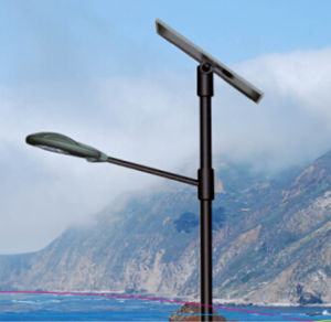 40W Solar LED Street Light with Patented Controller, Street Lamp pictures & photos