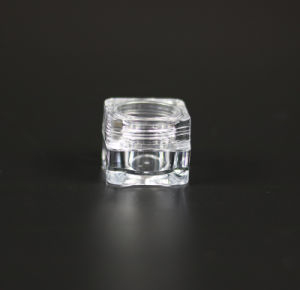 5g Small Cream Jar for Cosmetic Packing (NJ73) pictures & photos