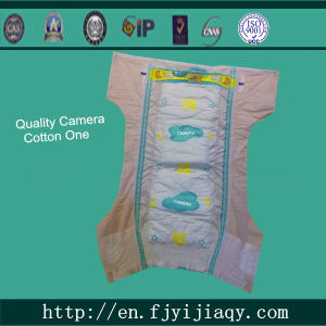 Pakistan Quality Camera Baby Diapers pictures & photos