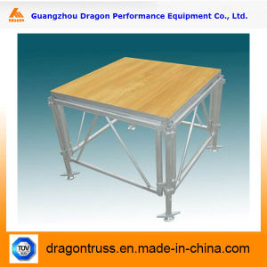 High Quality Aluminum Wooden Topping Stage pictures & photos