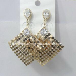 Fashion Jewelry Crystal Charm Earrings for Women Best Beauty