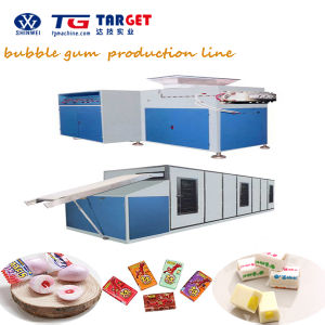 Professional Full Automatic Bubble Gum Production Line with Ce Certification for Sale pictures & photos