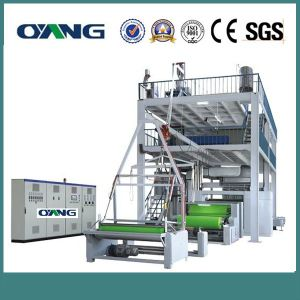 PP Spunbond Nonwoven Fabric Machine Double Beam pictures & photos