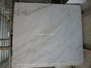 Chinese Carrara White Marble Tile for Wall and Floor pictures & photos