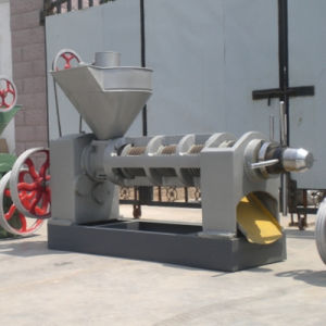 Canola Oil Press Mobile Operation Oil Production Line (6YL-165) pictures & photos