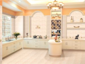 Artificial Wall Tile of Ceramic Inkjet in Kitchen pictures & photos