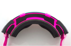 Newly Designed Fashionable Women Ski Equipment Safety Goggles pictures & photos
