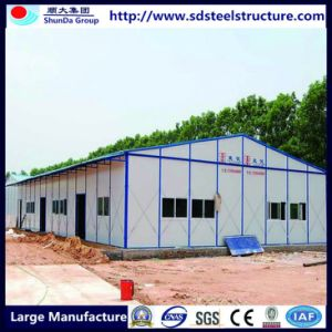 Poultry House/Chicken House with Light Steel Structure pictures & photos