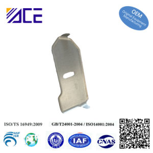Custom Metal Stamping Auto Spare Parts pictures & photos