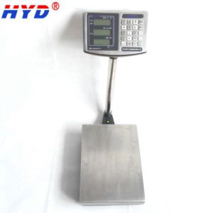 30kg-600kg Dual Power Pricing Platform Digital Scale pictures & photos