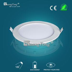 Cheaper 6W Slim Panel LED Panel Light Round Ceiling Lamp pictures & photos
