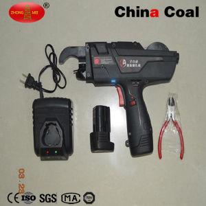 China Factory Supply Battery Rebar Tier Gun Tying Machine pictures & photos