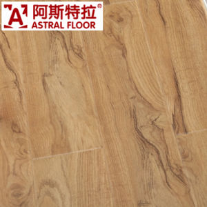 Crystal Diamond Surface 12mm Waterproof (Great U-Groove) Laminate Flooring (AB2033) pictures & photos