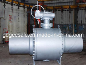 Wcb Gas Control Ball Valve in Wenzhou (DG006BV5) pictures & photos