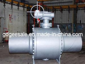 Wcb Gas Control Ball Valve in Wenzhou (DG006BV5)