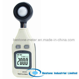 Digital Lux Meter (BE1010) pictures & photos
