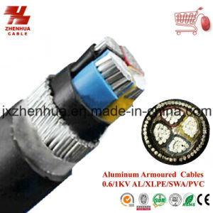 XLPE Aluminium Armoured Cable 4X240mm2 4X300mm2 pictures & photos