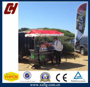 European Style Gelato Ice Cream Refrigerator Bicycle pictures & photos