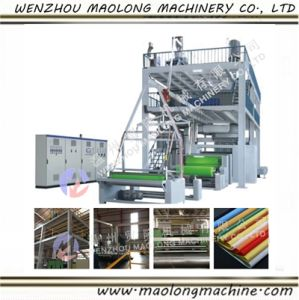Ml PP Spunbond Nonwoven Fabric Making Machine