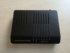 Single Port/SIM Card GSM Fixed Wireless Terminal with Battery/GSM FWT/GSM Gateway pictures & photos