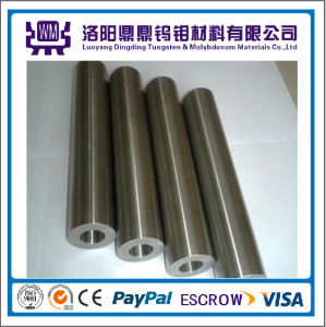 Popular One End Closed 99.95% Tungsten&Molybdenum Tubes pictures & photos